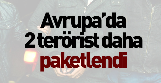 Avrupa'da PKK operasyonu
