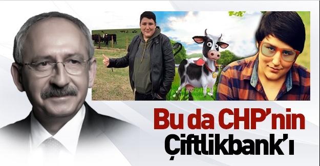 Bu da CHP'nin Çiftlikbank'ı