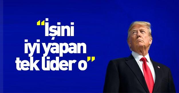 Trump'tan yeni açıklamalar