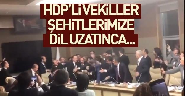 HDP'li Serpil Kemalbay'dan küstah sözler